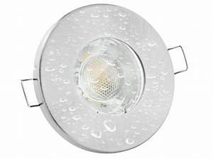 Led Leuchtmittel Flach : led einbaustrahler ip65 warmwei gu10 3w 230v rund starr flach ~ Frokenaadalensverden.com Haus und Dekorationen