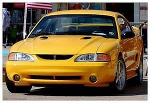 Ford Mustang Cobra 1994 1998 Defensa Delantera