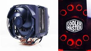 Cooler Master MasterAir Maker 8 - The Best CPU Heatsink ...