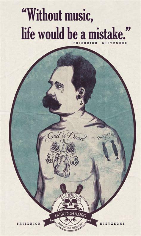 nietzsche quote tattoo  tattoo ideas gallery