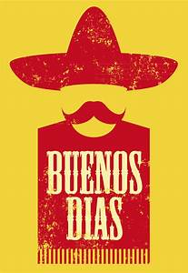 Mexico Buenos Dias Free Vector Graphic Download