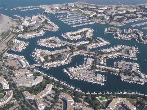port camargue cit 233 marine