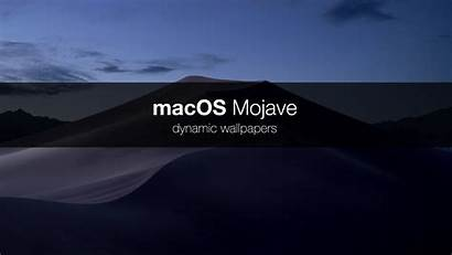 Dynamic Macos Mojave Apple Wallpapers Spent Possible