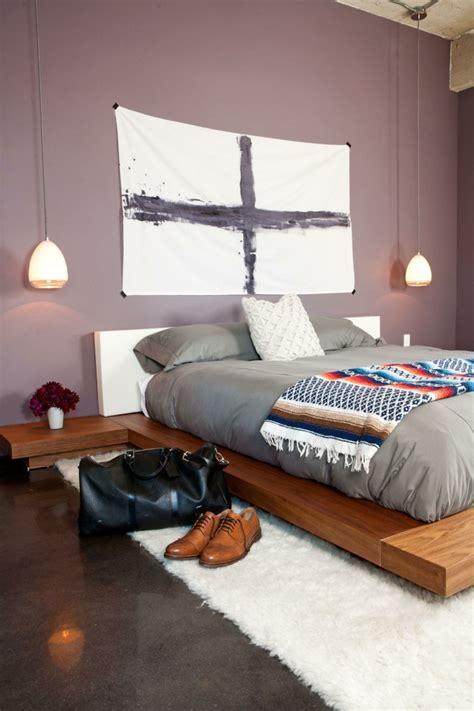 chambre de chambre industriel chic design de maison