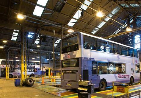 firstgroup bus depot