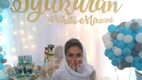 Ibunda Vicky Nitinegoro Hadir Syukuran Nikita Mirzani