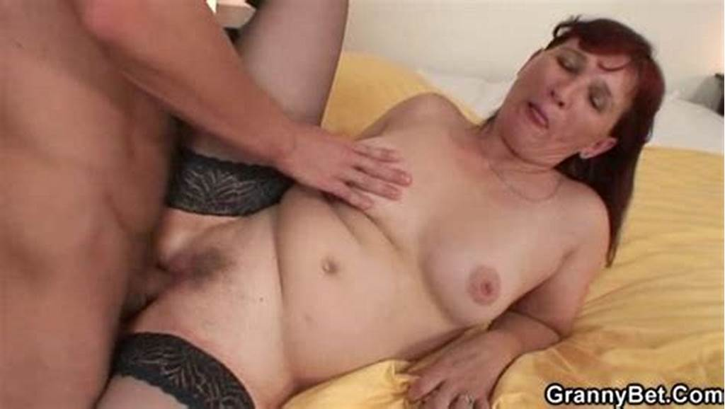 #Fuck #Meat #Inside #Granny #Pussy
