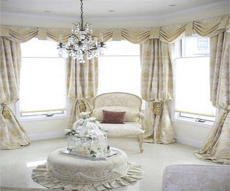 Luxurious Modern Living Room Curtain Design  Interior Design