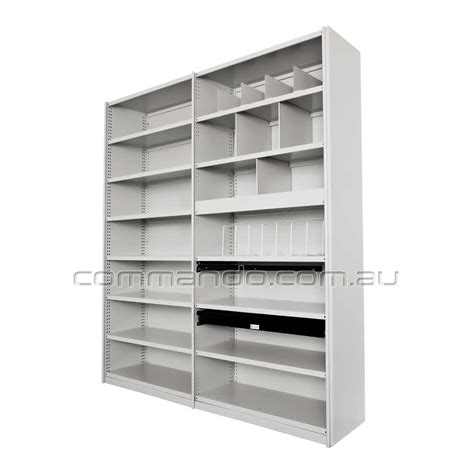 Shelving And Storage Systems by Moduline Shelving Commando Storage Systems
