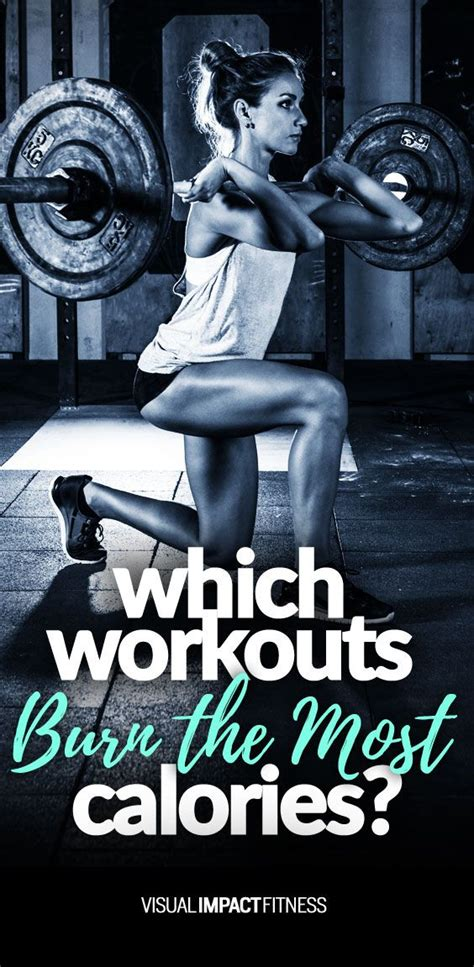 Calorie Burning Workouts That Are Effective For Fat Loss