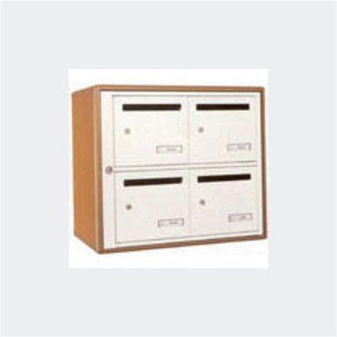 boite aux lettres interieur bo 238 tes aux lettres collectives pour int 233 rieur 224 caissons