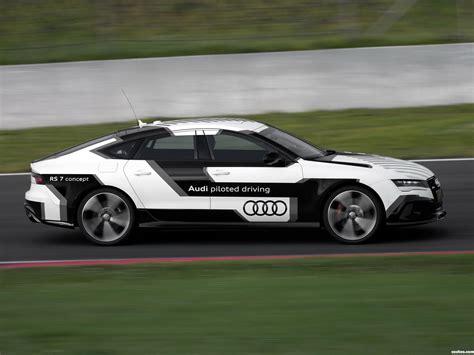 Fotos De Audi Rs7 Piloted Driving Concept 2018 Foto 2