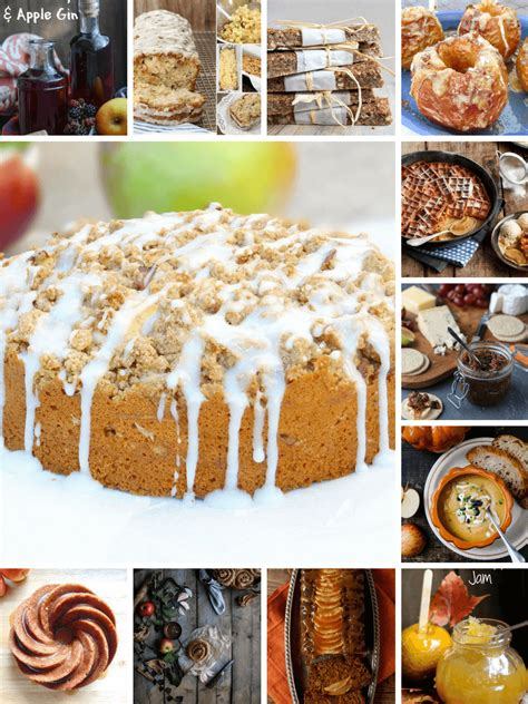 12 beautifully inspiring apple recipes for autumn food