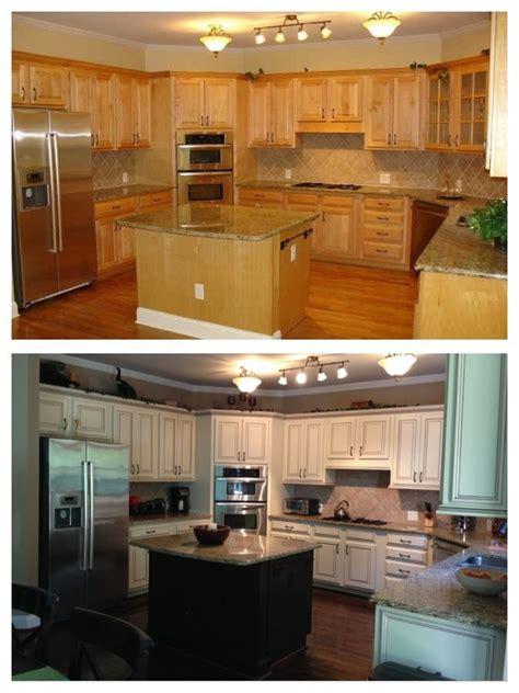 dream kitchen makeover    faux
