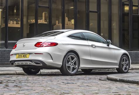 It depends on the exact package and feature of the car purchased but most mercedes benz e class automobiles cost over $40,000 up to about $55,000. Mercedes-Benz C-Class Coupe Review (2020) | Parkers