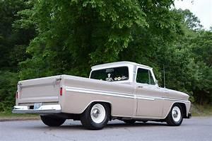 This Simple 1965 Chevrolet C10 Packs A Big Secret Under