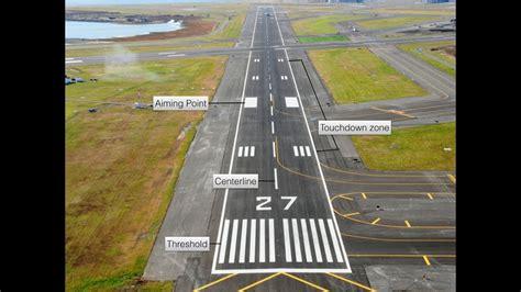 ICAO Aviation English: Runway Markings - YouTube