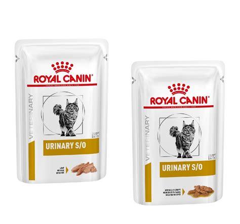 royal canin urinary  pouch katzenfutter combi gesund