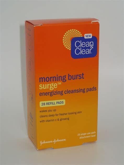 Harga Clean And Clear Morning Burst clean clear morning burst surge energizing power