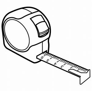 Measuring Tape Coloring Page & Coloring Book