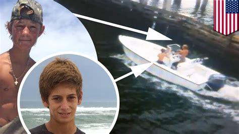 missing boys florida sea teens tomonews