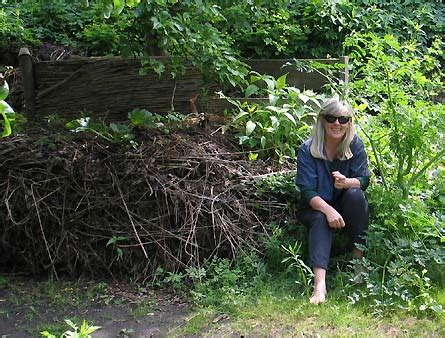 Der Garten Ista by Komposthaufen Im Jahreslauf Das Wilde Gartenblog