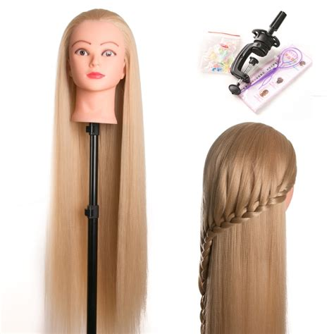 professional hair styling doll heads for hairstyling will be a thing of the past and 7144