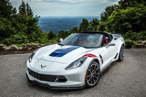 Shopping For A New Corvette? Here's Why You Should Get The Grand Sport