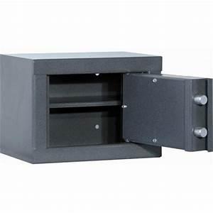 Meuble Coffre Fort : coffre fort encastrer et meuble coffre fort quipements de s curit ~ Nature-et-papiers.com Idées de Décoration