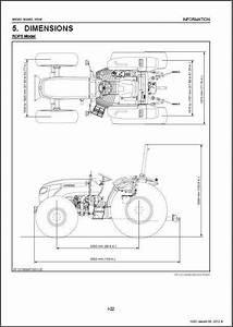 Kubota M8560 M9960 Tractor Wsm Service Workshop Manual Cd