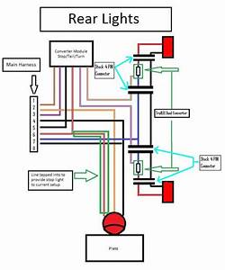 Street Glide Tail Light Wiring Diagram