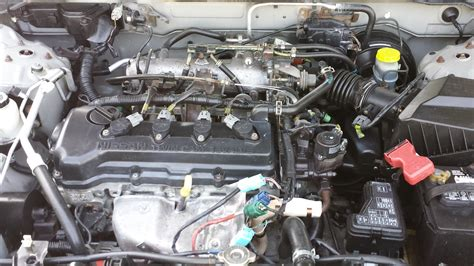 2001 Nissan Sentra Gxe Engine by 2001 Nissan Sentra Pictures Cargurus