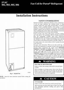 Carrier Air Handler  Indoor Blower U0026evap  Manual L0907345