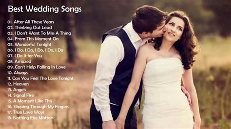 Top 10 songs for walking down the aisle | best modern wedding entrance music 2021. Wedding songs 2015 country || Wedding music for guests arriving || Wedding songs collection 2015 ...