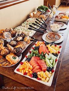 Brunch Buffet Ideen : chicago small wedding packages chicago small weddings ~ Lizthompson.info Haus und Dekorationen