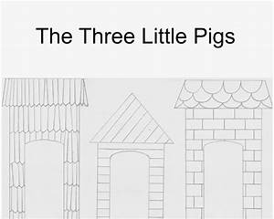 east coast mommy number crafts number three the With the three little pigs puppet templates