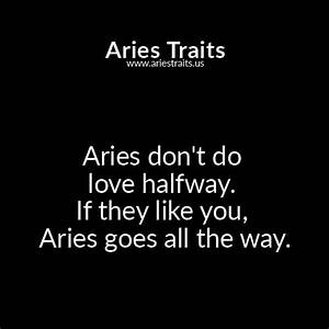 10 Beautiful Aries Love Quotes - Aries Traits
