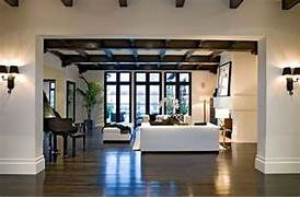 Wonder If The Home 39 S New Owners Kept The Furniture That So Meridith Designs Luxury Home Interior Designs Luxury Home Design Modern Spanish Modern Spanish Traditional Interior Design By Ownby DigsDigs Modern Spanish Inspired Living