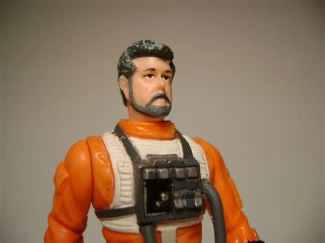 The Plasticizing Of George Lucas