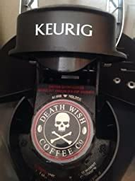 We review and compare the best k cup coffee makers here. Amazon.com : Death Wish Coffee Single Serve Capsules for Keurig K-Cup Brewers, 10 Count 0.42oz ...