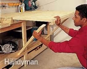 modular workbench  family handyman