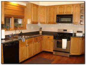 kitchens colors ideas recommended kitchen color ideas with oak cabinets home