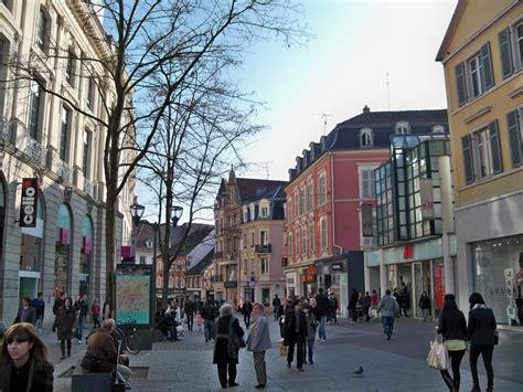 chambre des commerces mulhouse mulhouse commerce centre ville