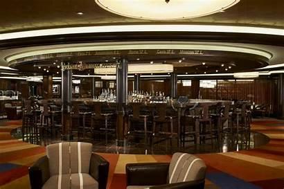 Breakaway Norwegian Cruise Ship Line Bar Interiors