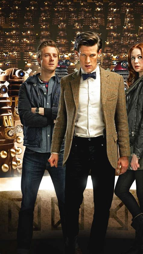 amy pond eleventh doctor  rory williams wallpaper