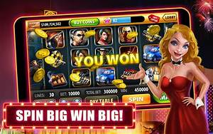 Slots Free - Big Win Casino™ - Android Apps on Google Play