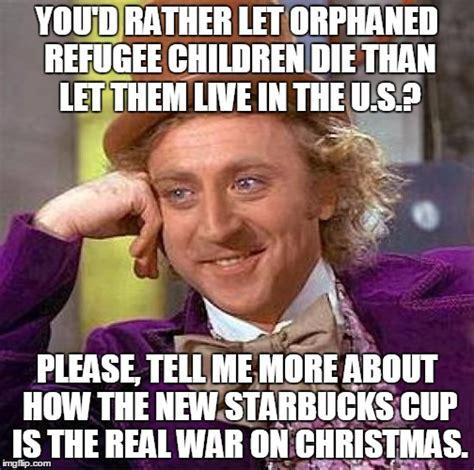 War On Christmas Meme - war on christmas imgflip
