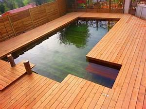 fabricant piscine et jacuzzi spa sur mesure 100 bois a With nice amenagement jardin avec bassin 8 artcane