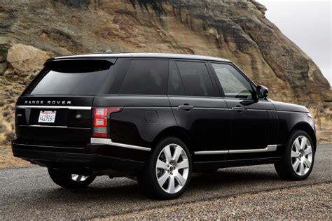 2014 Range Rover Gets Supercharged V6 Engine