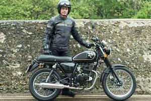 Moto Retro 125 : herald classic retro cool 125cc geared learner legal motorbike motorcycle ~ Maxctalentgroup.com Avis de Voitures
